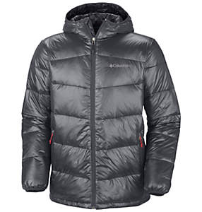 Men's Gold 650 TurboDown™ Hooded Down Jacket