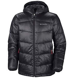 Men's Gold 650 TurboDown™ Hooded Down Jacket - Big