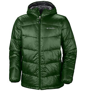 Men's Gold 650 TurboDown™ Hooded Down Jacket - Big