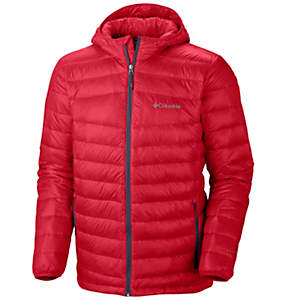 Men's Platinum 860 TurboDown™ Hooded Down Jacket