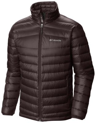 photo: Columbia Men's Platinum 860 TurboDown Down Jacket