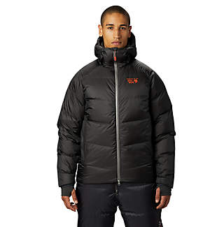 Men's Down Jackets, Snow Parkas, Winter Coats | Mountain Hardwear