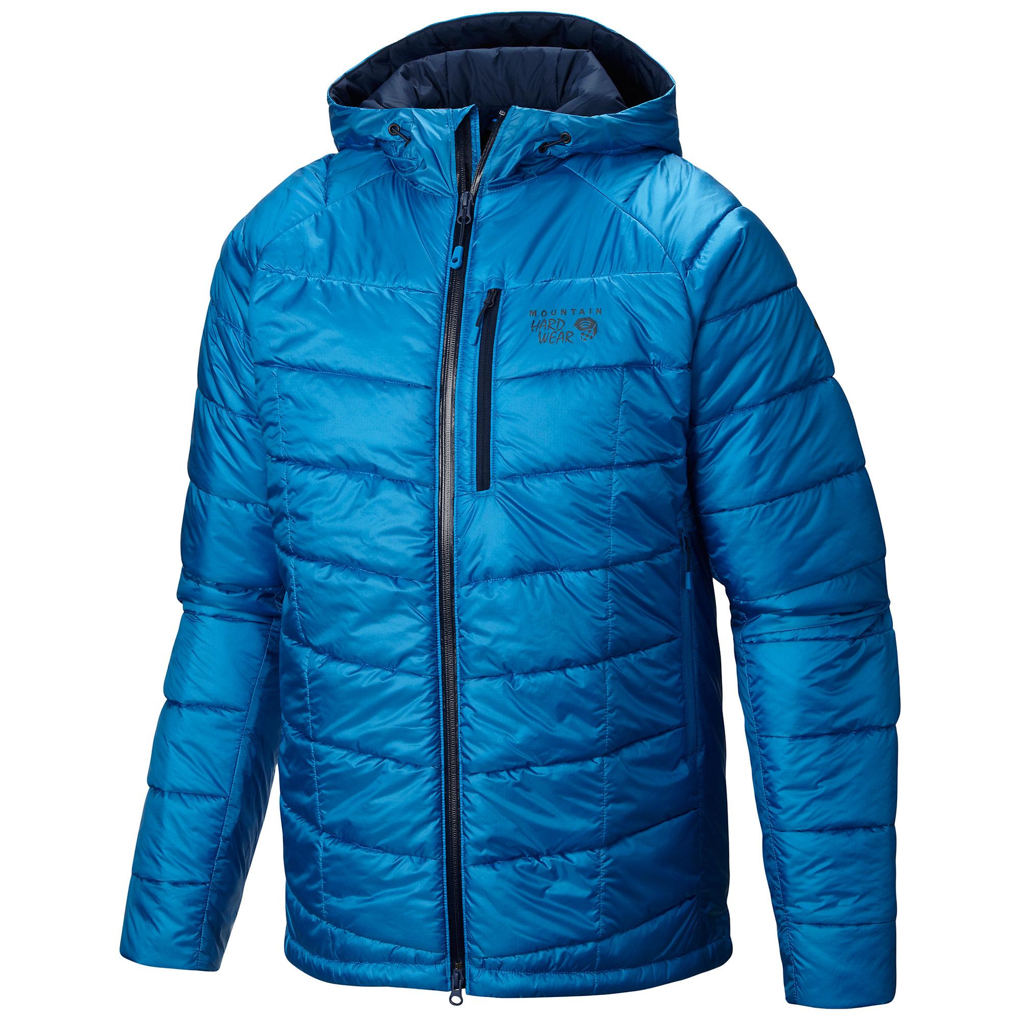 Mountain Hardwear Super Compressor Hooded Jacket
