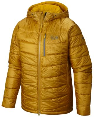 photo: Mountain Hardwear Super Compressor Hooded Jacket