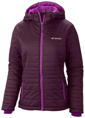 photo: Columbia Women's Go To Hooded Jacket