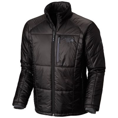 photo: Mountain Hardwear Men's Compressor PL Jacket synthetic insulated jacket