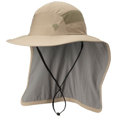 photo: Mountain Hardwear Canyon Wide Brim Ravi Hat