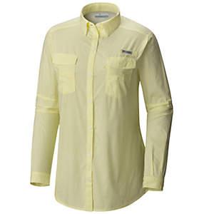 Women's PFG Bonehead™ II Long Sleeve Shirt - Plus Size