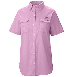 Women's PFG Bonehead™ II Short Sleeve Shirt - Plus Size