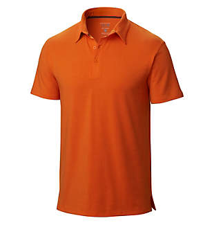 Men's DrySpun™ Short Sleeve Polo