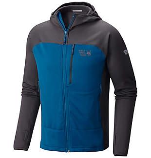 Men's Desna™  Grid Hooded Jacket