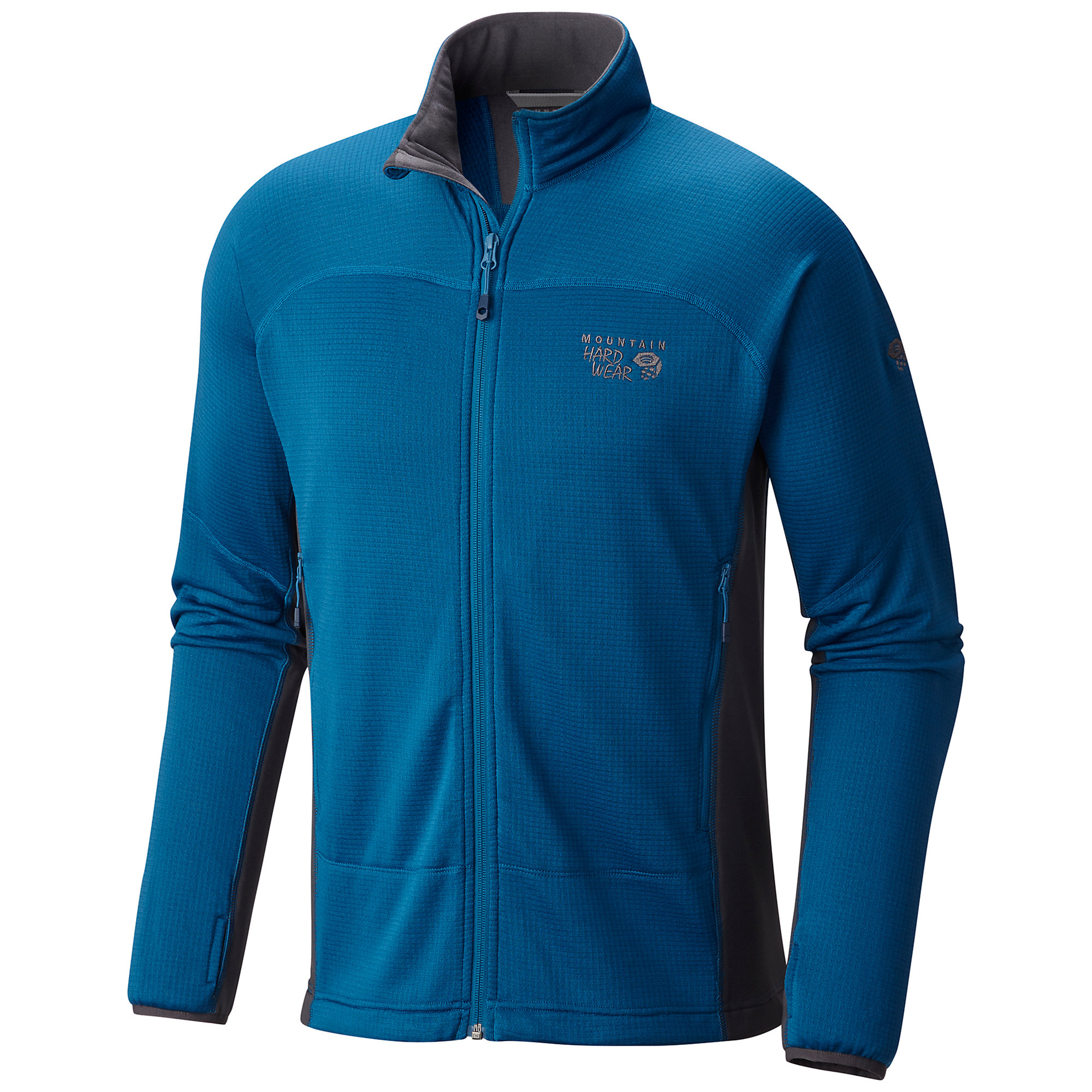 photo: Mountain Hardwear Desna Jacket fleece jacket