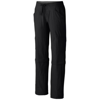 photo: Mountain Hardwear Yuma II Convertible Pant hiking pant