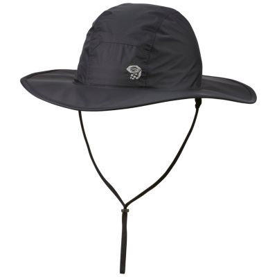 photo: Mountain Hardwear Plasmic EVAP Wide Brim Hat