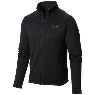 photo: Mountain Hardwear Arlando Jacket fleece jacket