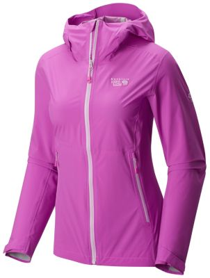 photo: Mountain Hardwear Women's Stretch Ozonic Jacket
