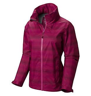 Women's Plasmic Ion™ Printed Jacket