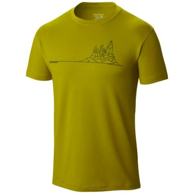Mountain Hardwear Thin Line MTN Short Sleeve T