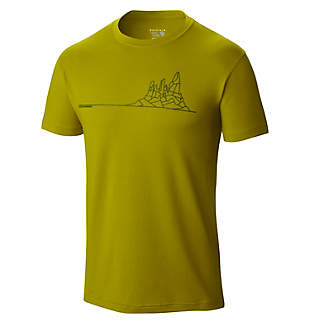 Men's Thin Line MTN™ Short Sleeve T