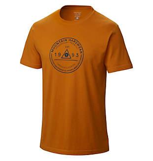 Men's Elevation Marker Short Sleeve T