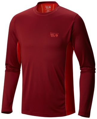 photo: Mountain Hardwear Men's Wicked Lite Long Sleeve T