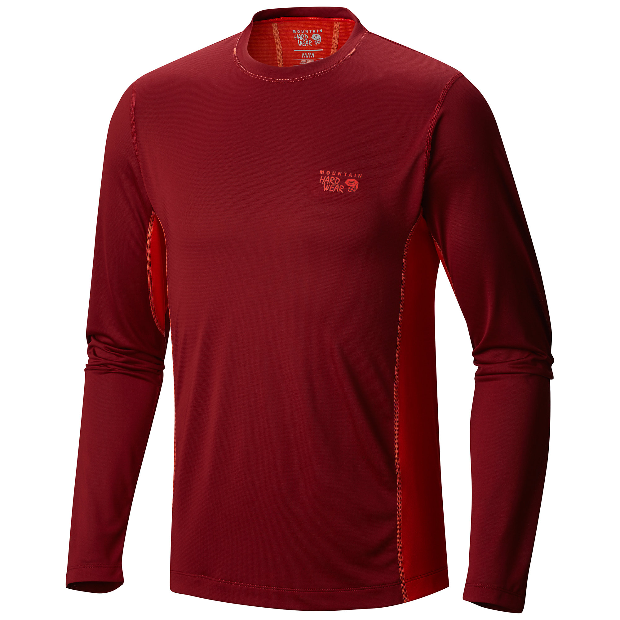 photo: Mountain Hardwear Men's Wicked Lite Long Sleeve T long sleeve performance top