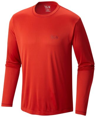 photo: Mountain Hardwear Wicked Long Sleeve T long sleeve performance top