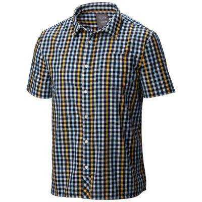 Mountain Hardwear Buckley Short Sleeve Shirt