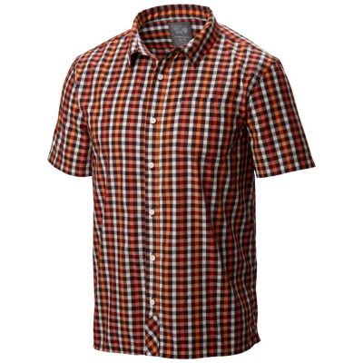 photo: Mountain Hardwear Buckley Short Sleeve Shirt