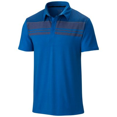 Mountain Hardwear DrySpun Short Sleeve Polo