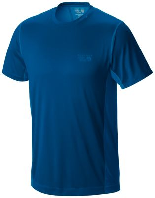 photo: Mountain Hardwear Men's Wicked Lite Short Sleeve T