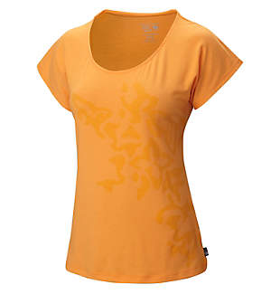 Women's DrySpun Flora™ Short Sleeve T