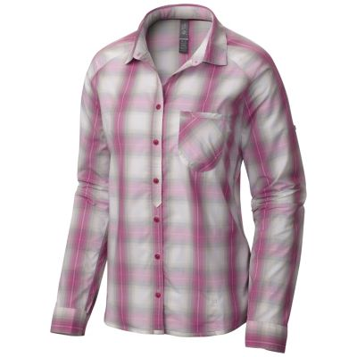 photo: Mountain Hardwear TerraLake Long Sleeve Shirt