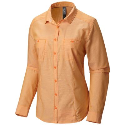 photo: Mountain Hardwear Toralake Long Sleeve Shirt