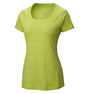 Women's Mighty Stripe™ Short Sleeve T