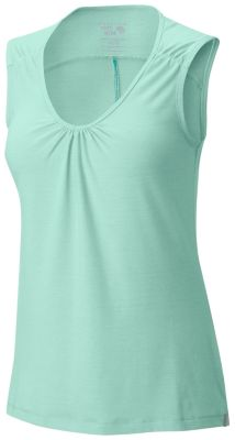 photo: Mountain Hardwear DrySpun Sleeveless T