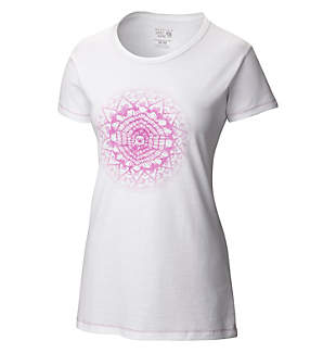 Women's Graphic Short Sleeve Crewneck