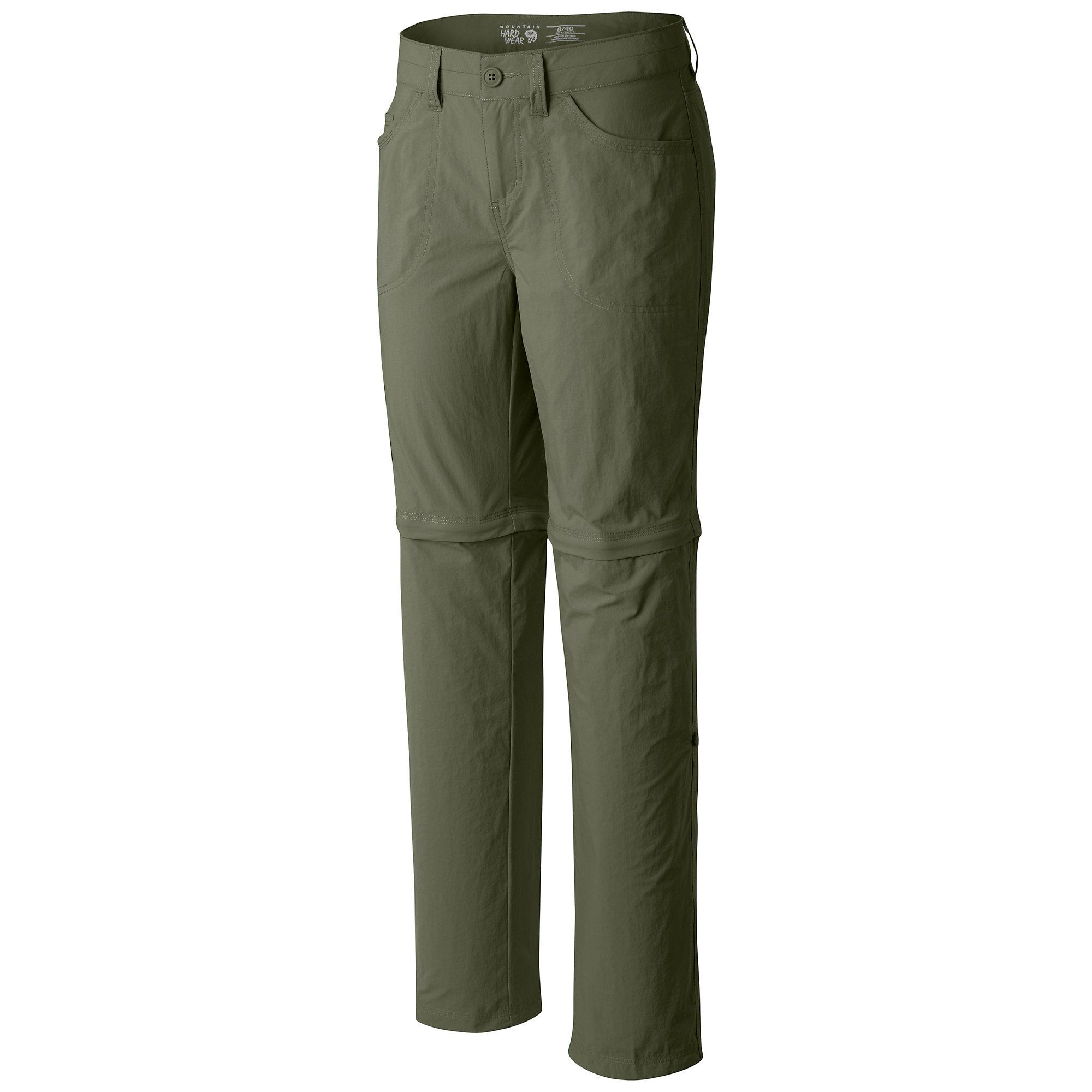 photo: Mountain Hardwear Mirada Convertible Pant