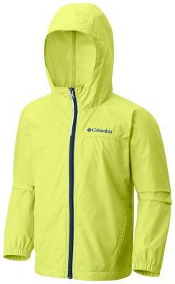 Boy's Glennaker Waterproof Rain Jacket. | Columbia.com