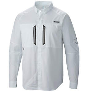 Men's PFG Solar Cast ZERO™ Long Sleeve Shirt