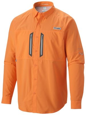 Columbia PFG Solar Cast ZERO Long Sleeve
