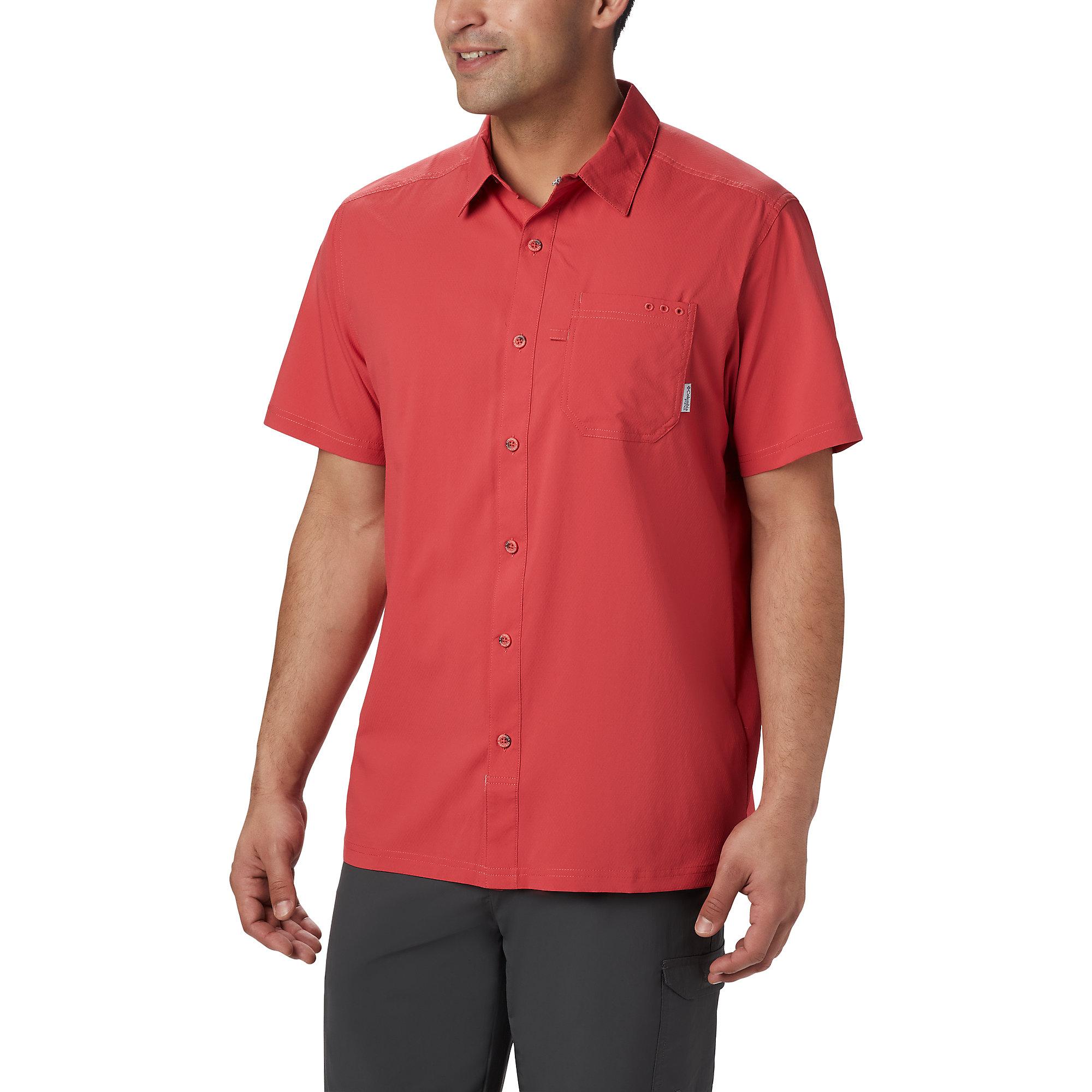 Columbia Slack Tide  Camp Shirt  683  M-