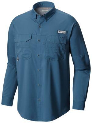 photo: Columbia PFG Blood and Guts III Long Sleeve Woven Shirt