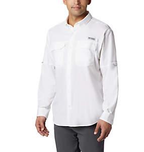 Men's Blood and Guts™ III Long Sleeve Woven Shirt - Big