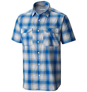Men's Royce Peak™ II Plaid Short Sleeve Shirt