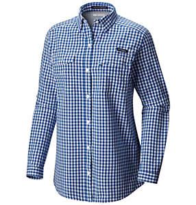Women's PFG Super Bonehead™ II Long Sleeve Shirt - Plus Size
