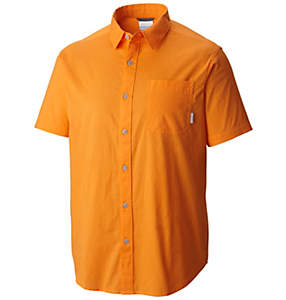 Men's Thompson Hill™ Solid Short Sleeve Shirt