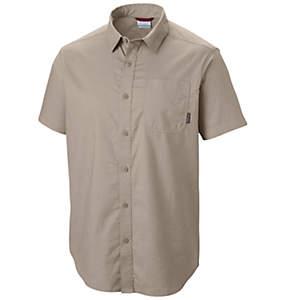 Men's Thompson Hill™ Solid Short Sleeve Shirt - Tall