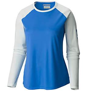 Women's Tidal Tee™ II Long Sleeve Shirt - Plus Size