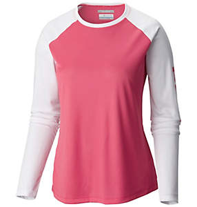 Women's Tidal Tee™ II Long Sleeve Shirt - Plus Size